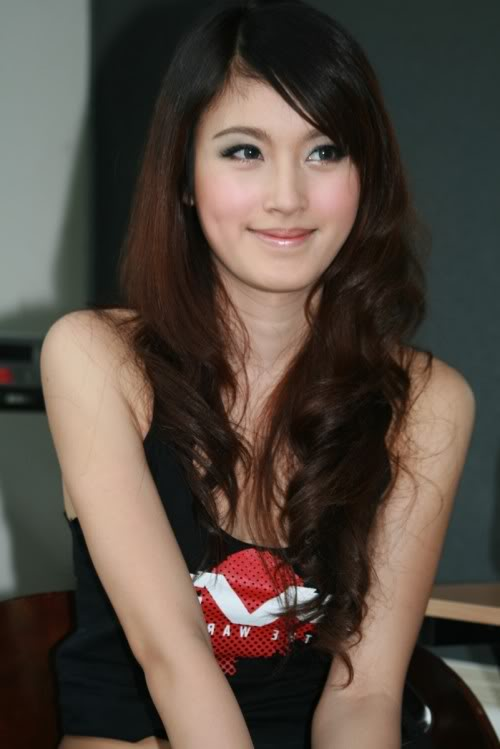 Model Cantik Thailand