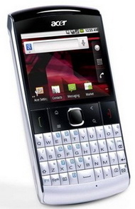 Acer beTouch E210 | ponsel Android Acer