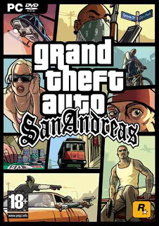 Download Game GTA San Andreas Full Version For PC Gratis